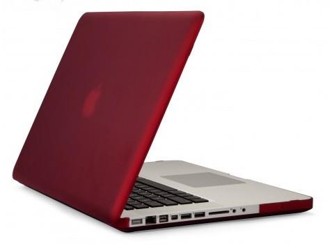 Speck SeeThru Satin (SPK-A1484) - чехол для MacBook Pro 13 (Pomodoro)
