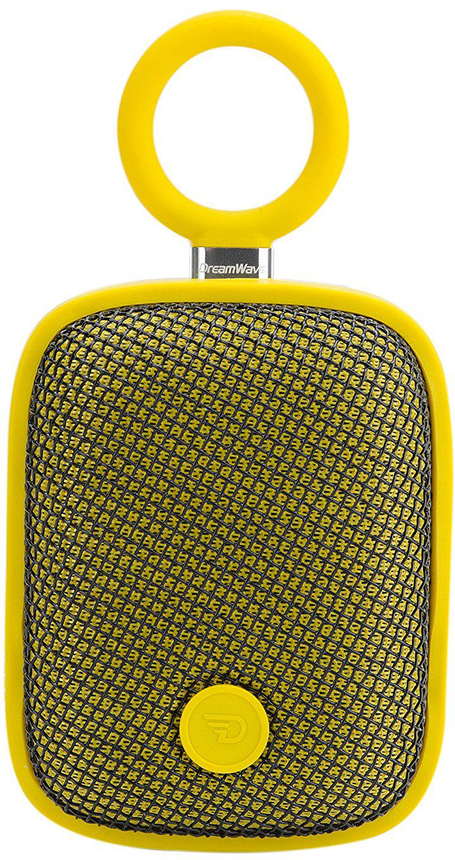 DreamWave Bubble Pod (15119094) - портативная акустика (Yellow) портативная акустика для iphone