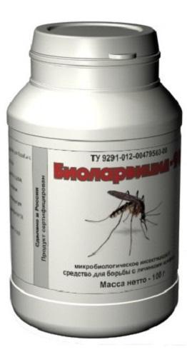 i4Technology Биоларвицид-100 (54073) - уничтожитель личинок комаров (White)