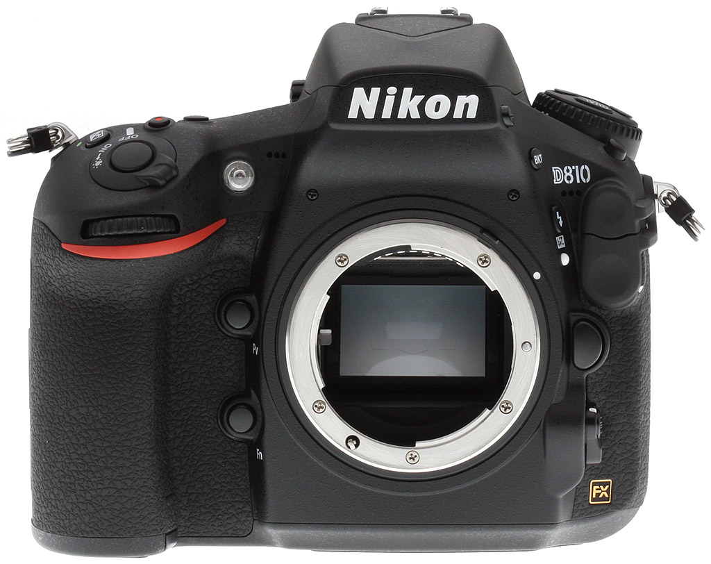 Фотоаппарат Nikon D810 Body VBA410AE