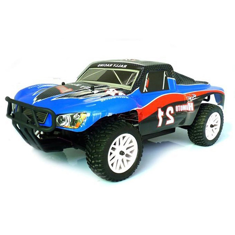 Himoto Corr Truck 1:10 - радиоуправляемый автомобиль (Blue)