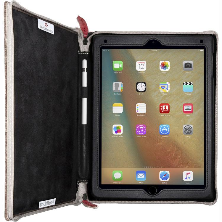 Twelve South BookBook (12-1632) - чехол для iPad Pro 9.7'' (Brown)