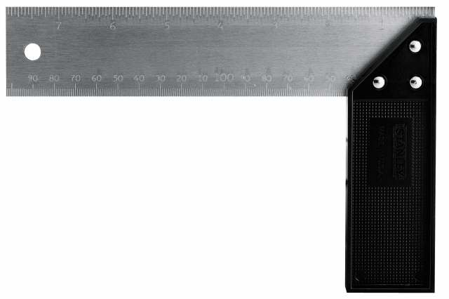 Угольник Stanley 2-46-500  угольник stanley steel 60 см