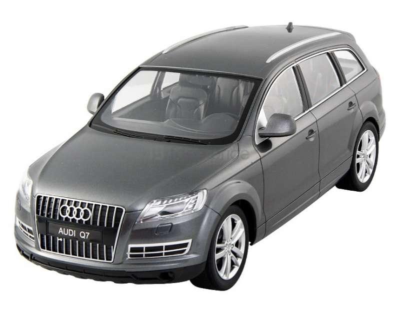 MJX Audi Q7 1:14 (MJX-8543B) - радиоуправляемая модель (Gray)