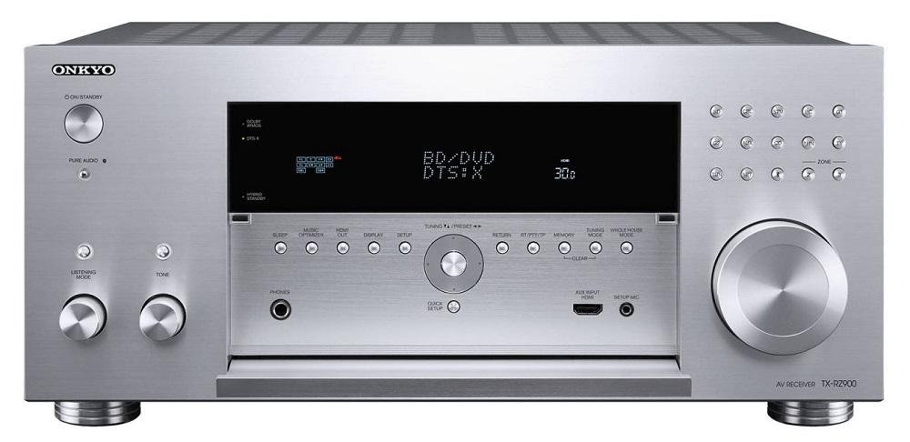 все цены на  ONKYO TX-RZ900 - AV-ресивер (Silver)  онлайн