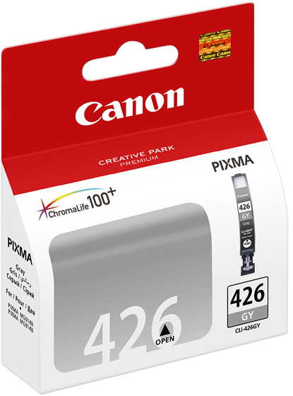 Canon CLI-426GY (4560B001) - картридж для принтеров Canon PIXMA MG5140/5240/6140/8140 (Grey)