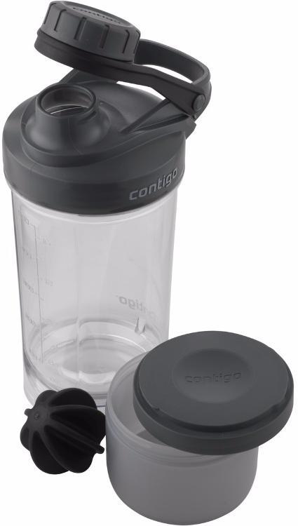 Contigo Shake&Go FIT (contigo0648) - фитнес-бутылка (Black)