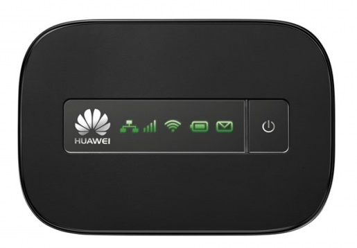 Huawei E5756 3G/Wi-Fi (E5756) - ��������� ������ (Black)