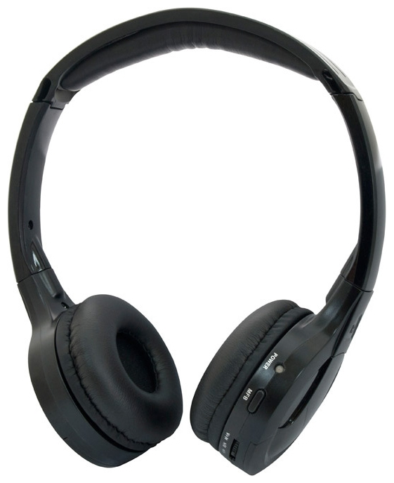 Ritmix RH-440BTH - накладная Bluetooth-гарнитура (Black)