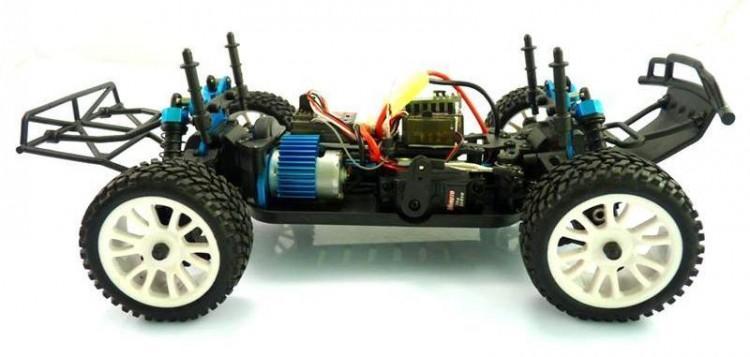 Полноприводный внедорожный электромобиль HSP Sand Vulture