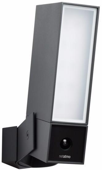 Netatmo Presence - наружная камера безопасности (Grey)
