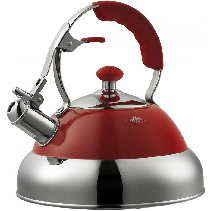 Wesco Classic Line 2.75 л (340521-02) - чайник (Red)