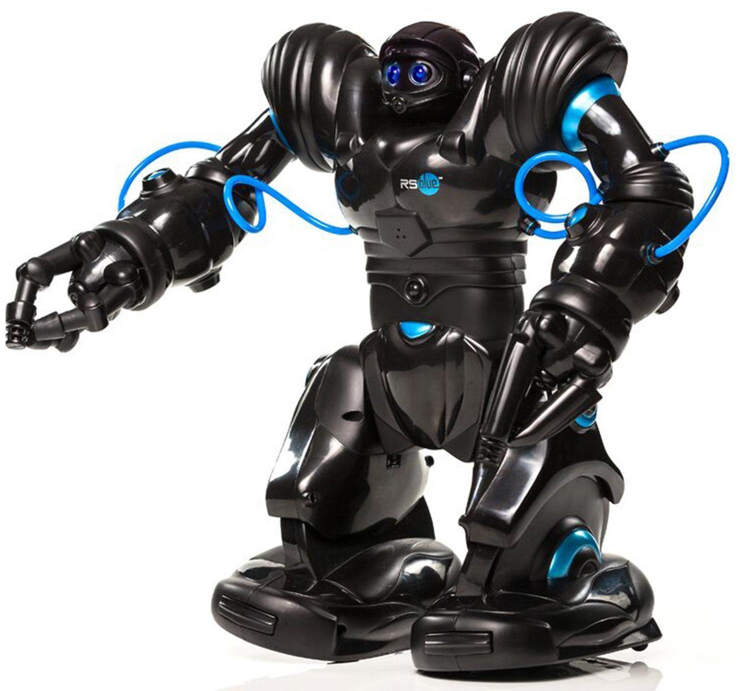 Робот WowWee Robosapien Blue (Black)