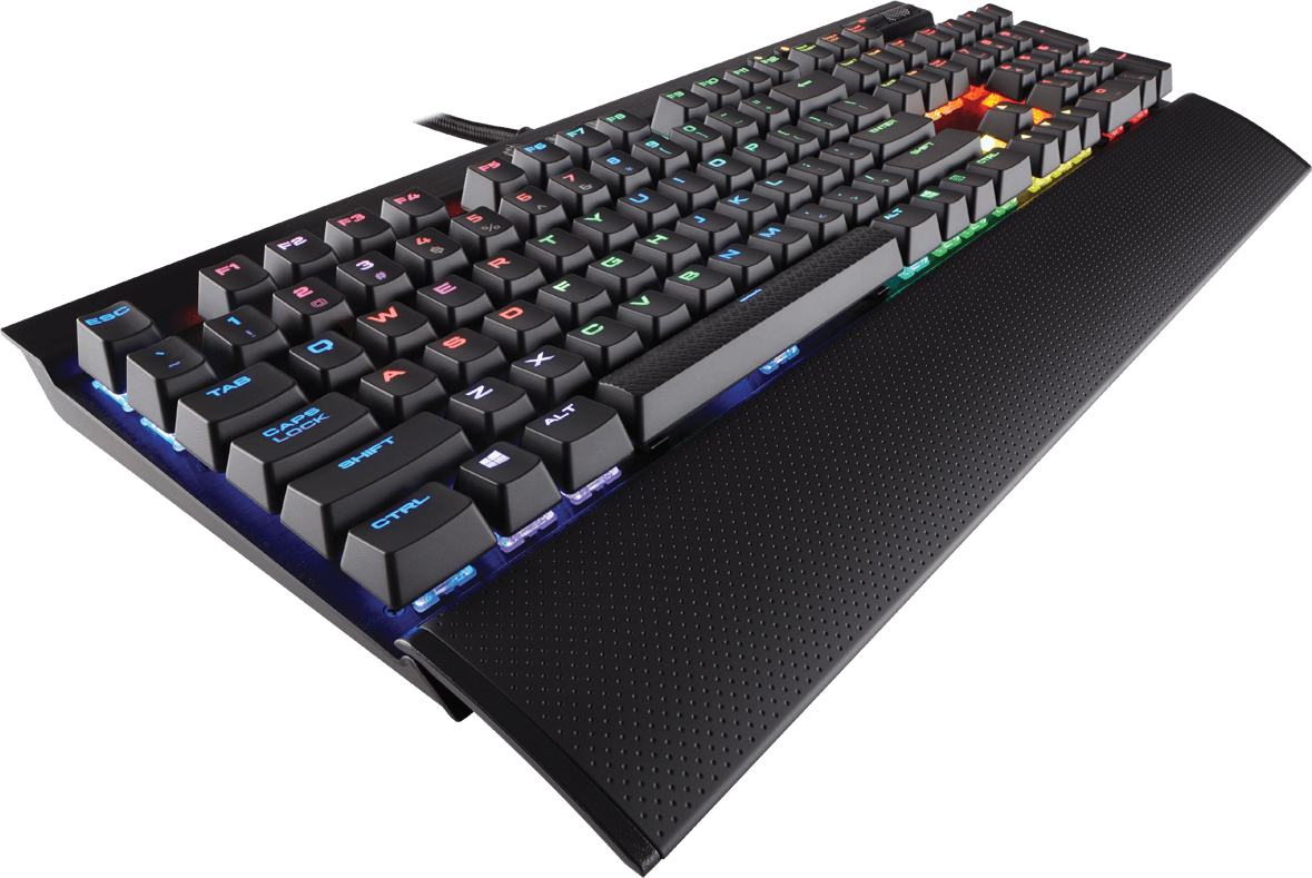 Corsair Gaming Keyboard K70 LUX RGB CH-9101010-RU