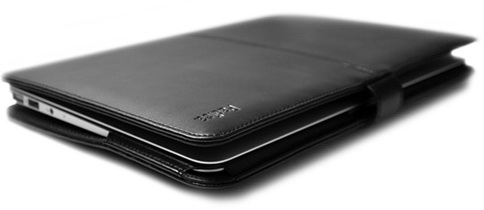 Padica Jacket - чехол для Apple MacBook Air 11 (Black)