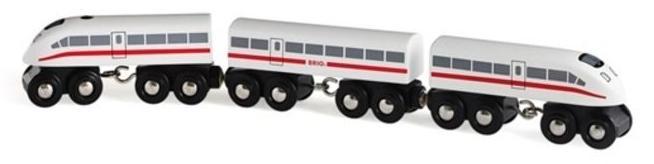 Пассажирский поезд-экспресс