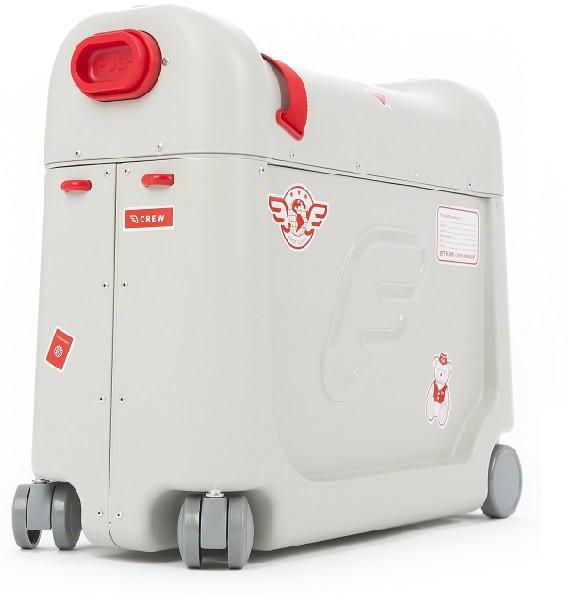 Детский чемодан-кроватка для путешествий JetKids BedBox (Red)
