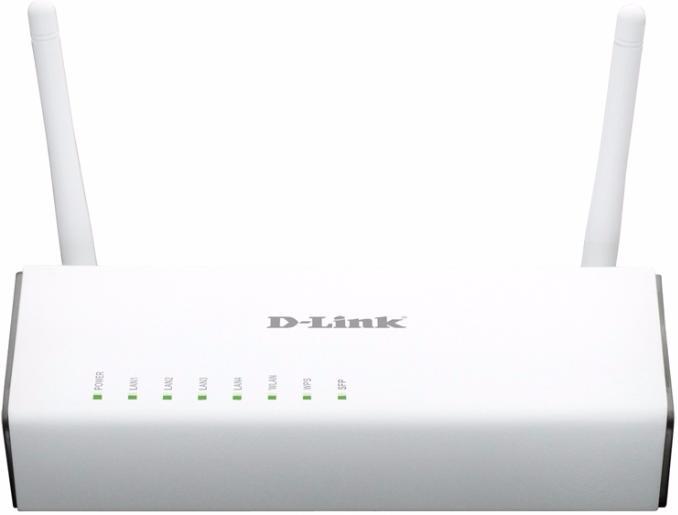 D-Link DIR-615/FB/O1A - беспроводной маршрутизатор (White)