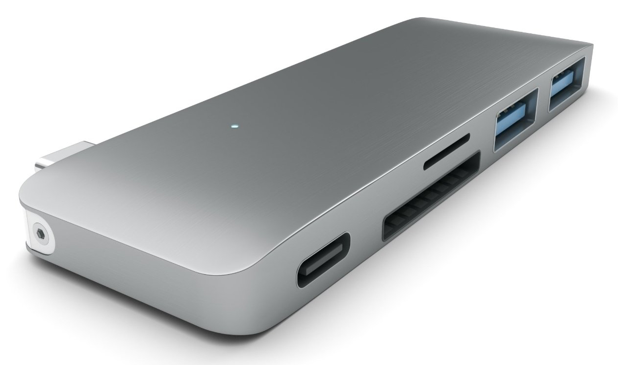 SATECHI USB TYPE-C 3 IN 1