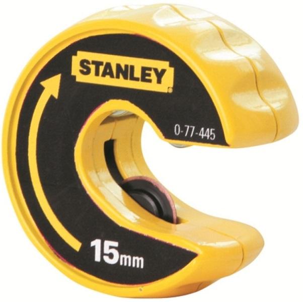 Stanley (0-70-445) - резак для медных труб, 15 ммРезьбо-нарезные инструменты<br>Резак<br>