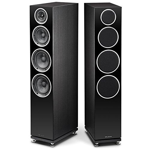 Wharfedale Diamond 250 - напольная акустическая система (Black)