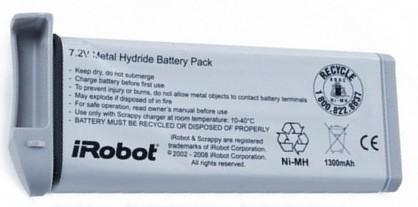 iRobot 21003 - аккумуляторная батарея NIMH для Scooba 230