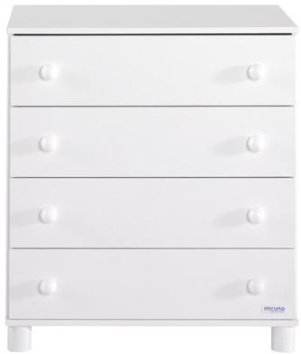 Micuna CO-1247 - тумба прикроватная (White)