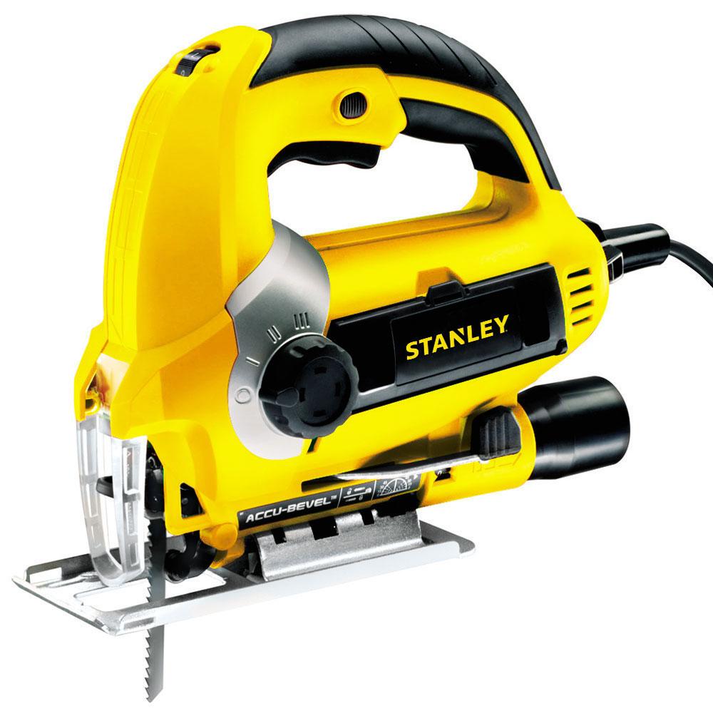 Stanley STSJ0600-RU - электрический лобзик (Yellow)
