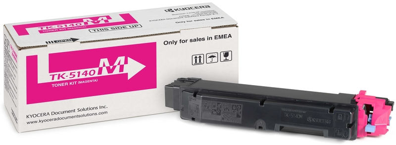 Kyocera TK-5150M - тонер-картридж для P6035cdn/ M6035cidn/ M6535cidn (Magenta)
