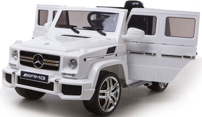 Barty Mersedes Benz G-63 AMG G63AMG_wh