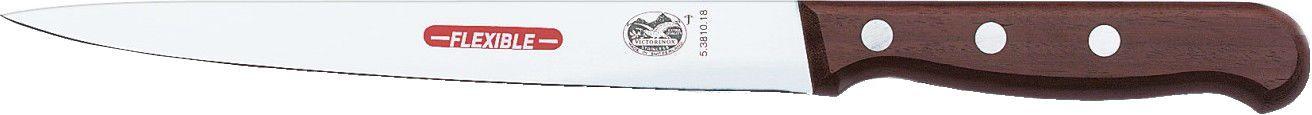 Victorinox 5.3810.18 - нож филейный, лезвие 18 см (Brown)