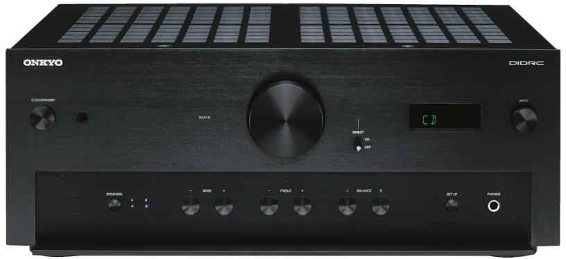 Onkyo A-9070 - двухканальный стереоусилитель (Black)