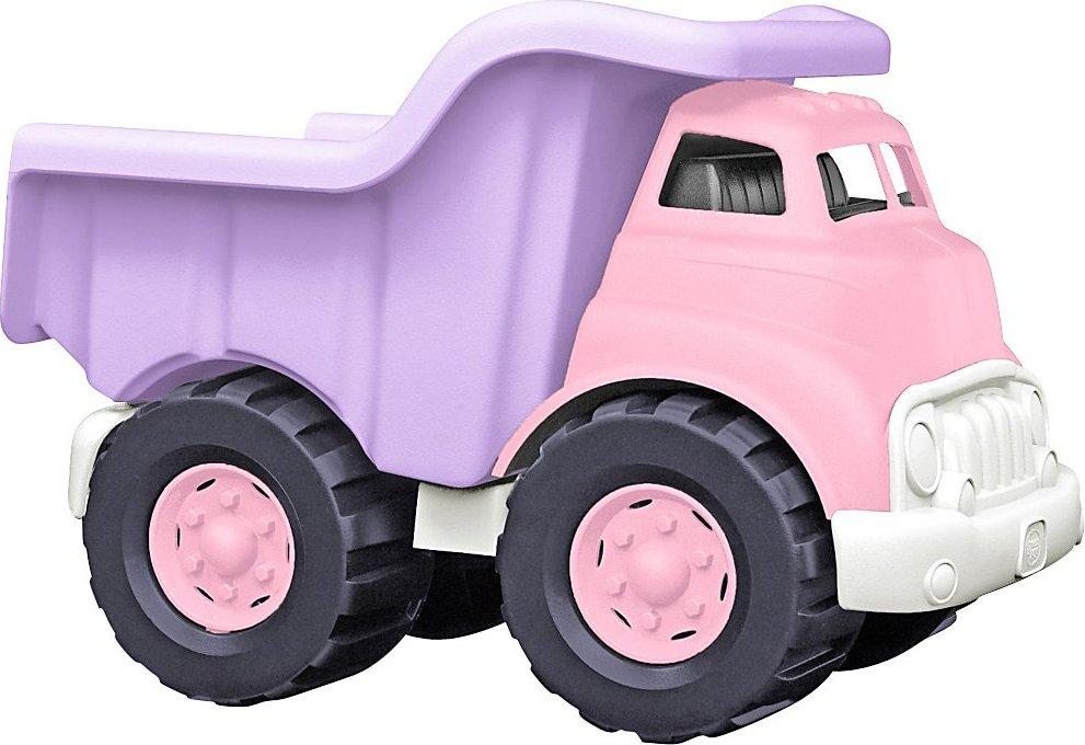 Green Toys 70321 - самосвал с откидным кузовом (Pink)