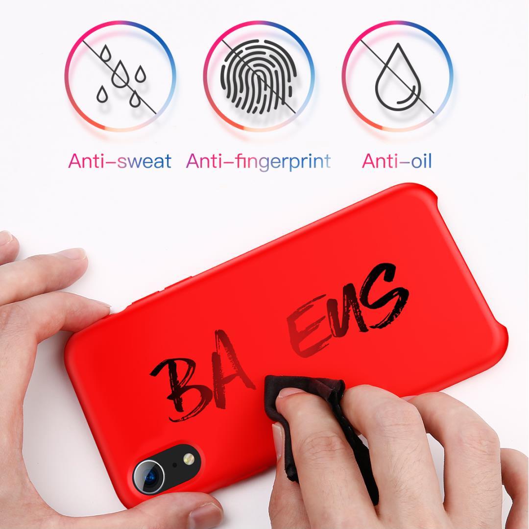 Чехол Baseus Original LSR (WIAPIPH61-ASL09) для iPhone XR (Red)