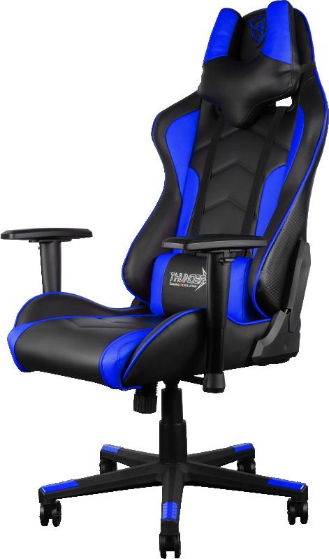 ThunderX3 TGC22 (TX3-22BB) - игровое кресло (Blue/Black)