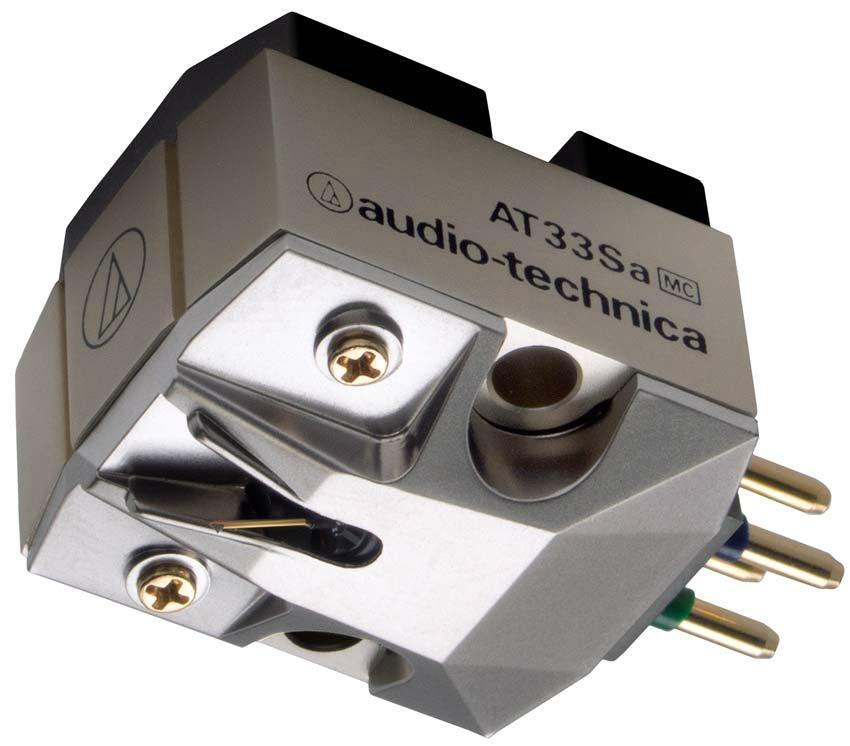 Audio-Technica AT33Sa - головка звукоснимателя