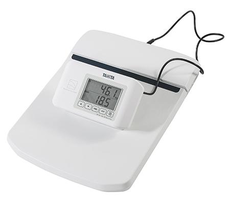 Весы бытовые электронные Tanita WB-380S - весы бытовые электронные (White)