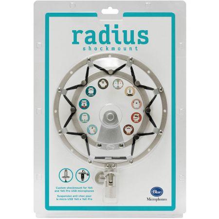 The RadiusАксессуары к музыкальному обрудованию<br>Шокмаунт для микрофонов<br>