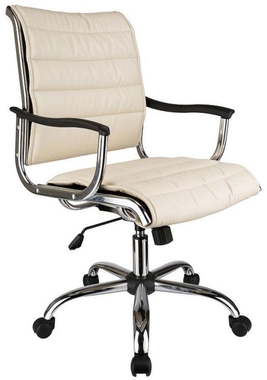 Бюрократ CH-994AXSN - кресло руководителя (Ivory) от iCover