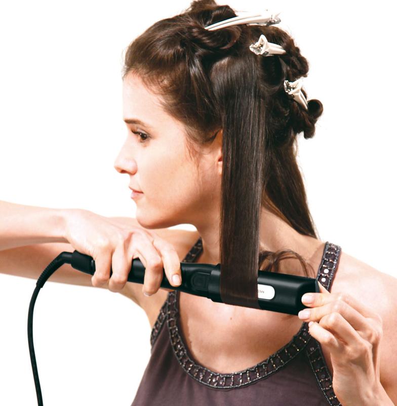 Утюжки для волос причёсок