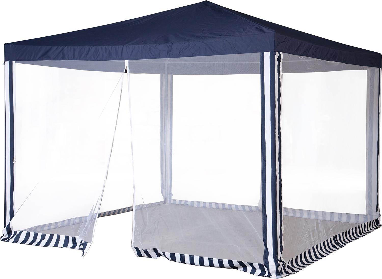 Садовый тент-шатер Green Glade 1086 (Blue)
