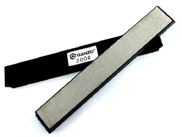 Ganzo (d200) - дополнительный алмазный камень для точилок methode cholley suisse cholley arganight 50ml