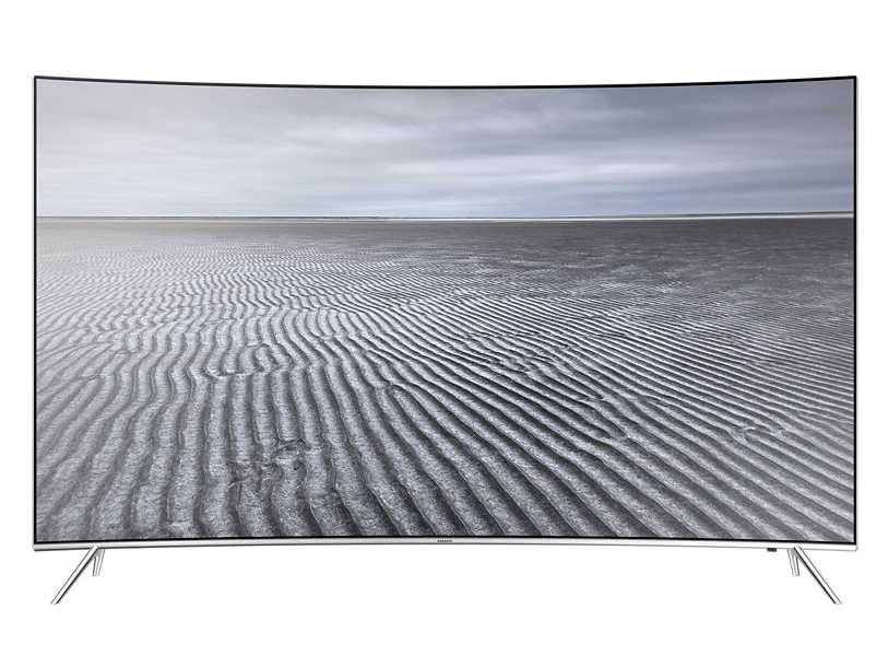 Samsung UE65KS7500UXRU - телевизор (Silver)