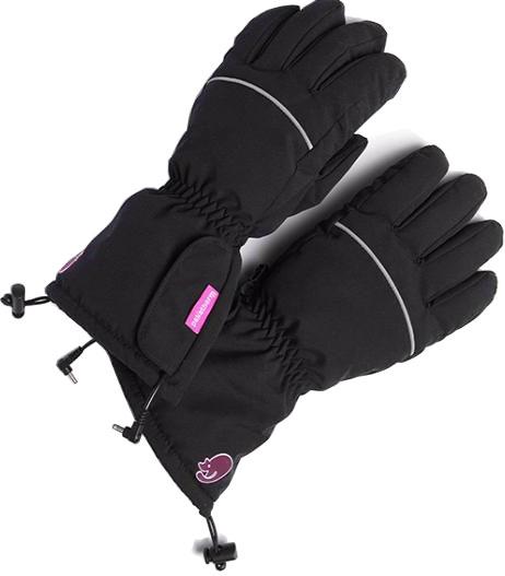 Pekatherm GU920L - перчатки с подогревом (Black)Туристическая одежда<br>Перчатки<br>