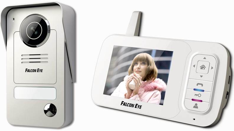 Falcon Eye Video Door Phone FE-35WI