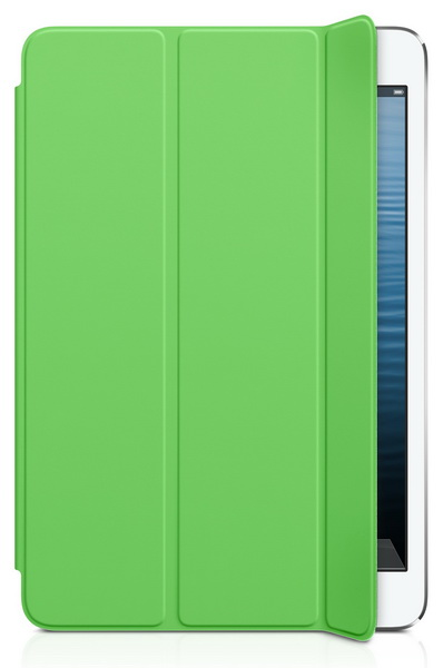Apple iPad mini Smart Cover - Polyurethane (MD969LL/A) - оригинальный чехол для iPad mini (Green)