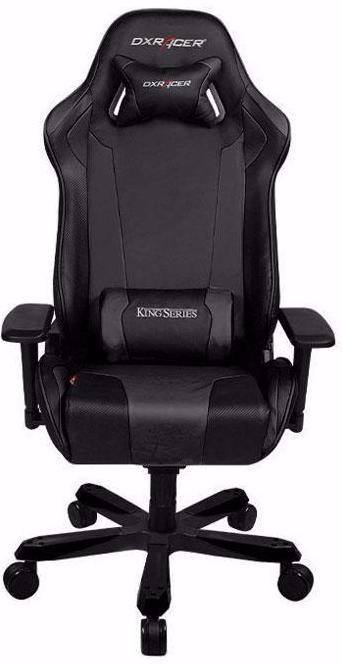 DXRacer OH/KS06/N - компьютерное кресло (Black)