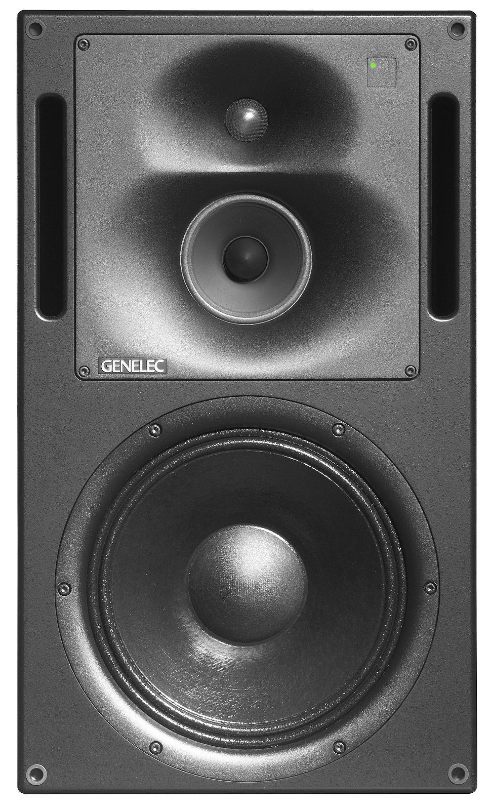 Genelec HT315 - 3х полосный монитор с усилителем (Black)