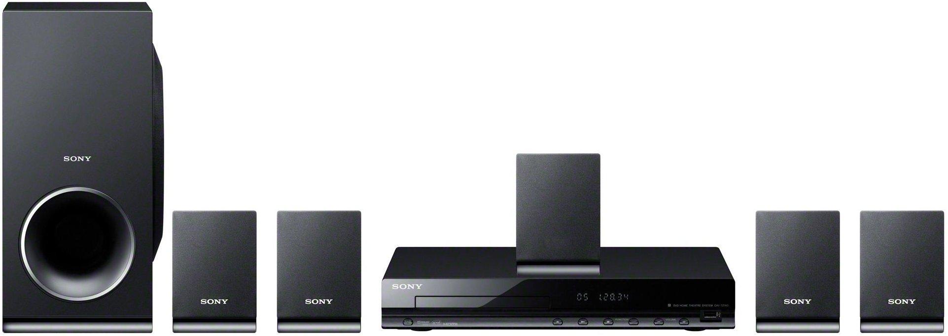 Sony DAV-TZ140 - домашний кинотеатр (Black)