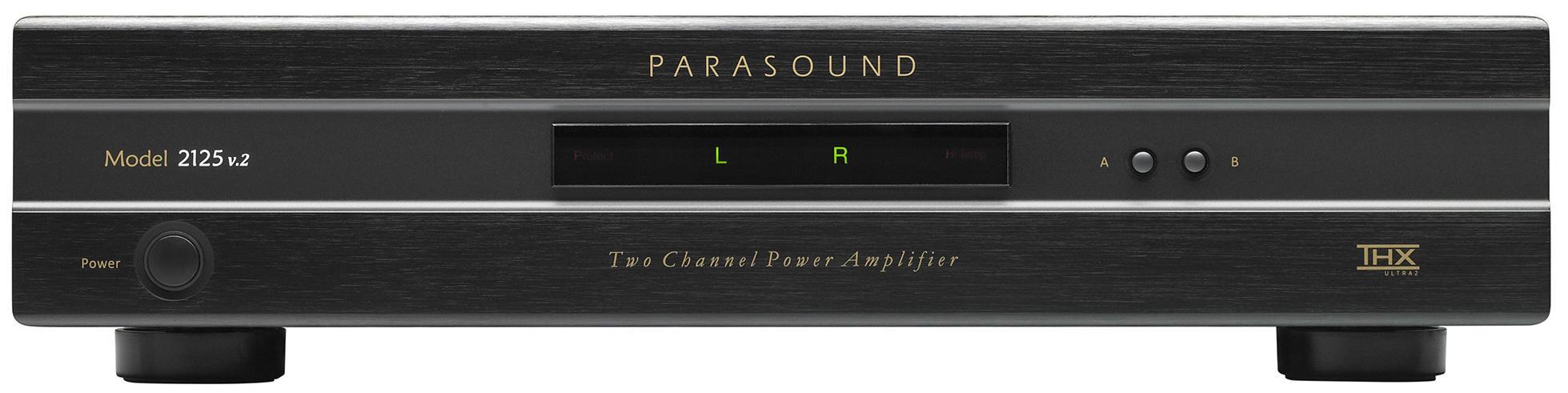 Parasound 2125 v2 - усилитель мощности (Black)
